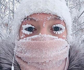How cold is Oymyakon? The world's coldest village is so frigid a thermometer just burst