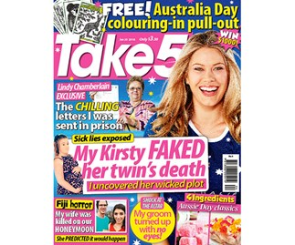 Take 5 Issue 4 Coupon