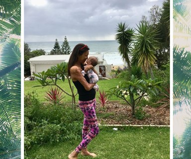 Turia Pitt's heartfelt poem for her baby boy has a powerful message for all of us