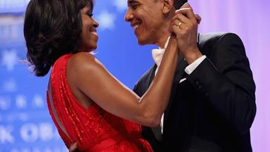 Barack Obama and Michelle Obama's love story in pictures