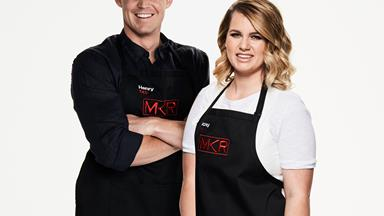 My Kitchen Rules' secret on-set romance revealed