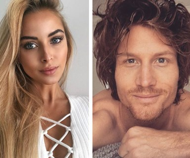The Bachelor's Richie Strahan moves on with a stunning new model