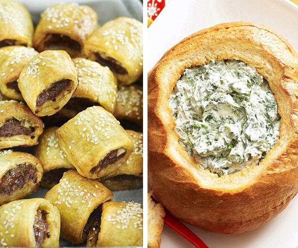 Australia day finger food recipes