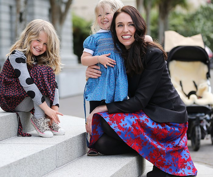 New Zealand Prime Minister Jacinda Ardern is pregnant