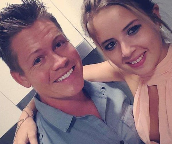 Jasmine Pugh and Sean Thomsen