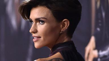 Ruby Rose reveals a chronic spine issue has left her in a wheelchair