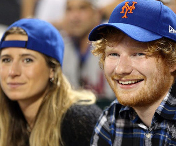 Ed Sheeran gets engaged to girlfriend Cherry Seaborn