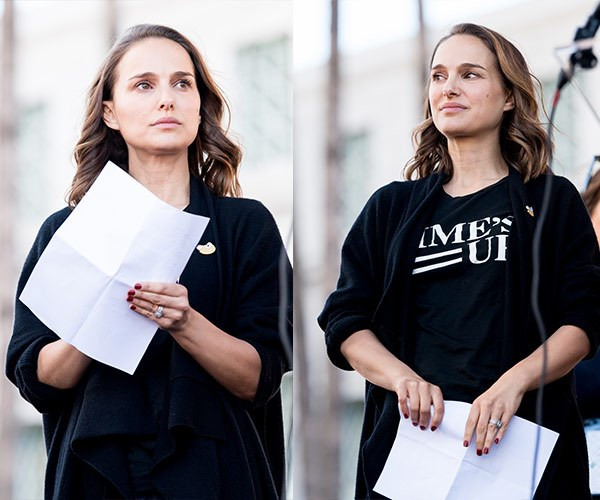 "Natalie Portman experienced ""sexual terrorism"" as a child actress"