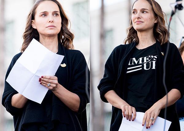 "Natalie Portman experienced ""sexual terrorism"" as a child actress"