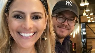 Sally Obermeder makes a public vow to her husband to repair their relationship