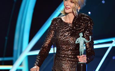 """""""I am nothing without you!"""" Nicole Kidman's heartfelt tribute to her family at the SAG Awards"""