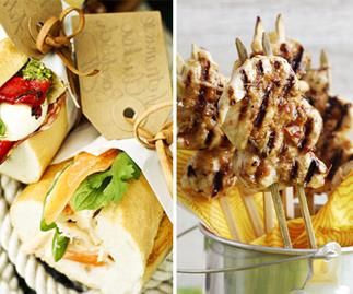 Australia Day picnic food