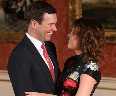 "Grandmother of Princess Eugenie's fiancé says he's ""not the most intelligent"""