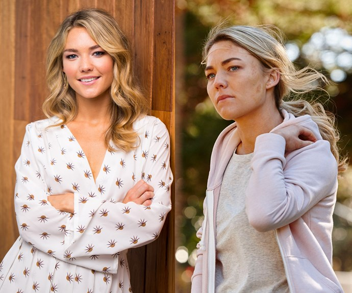 sam frost home and away