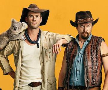 Chris Hemsworth and Danny McBride