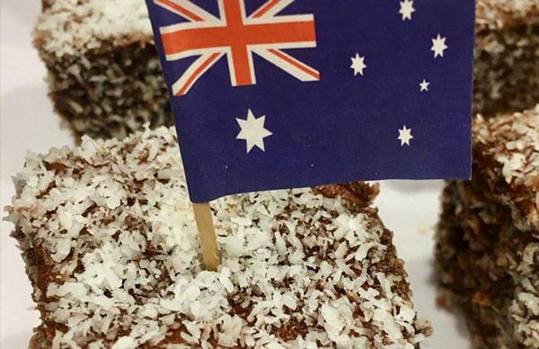 Australia's best lamington has been found just in time for Australia day