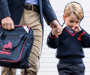 How to prepare you child for their first day of 'big school'
