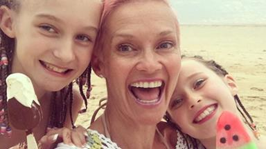 'Crap Housewife' Jessica Rowe talks parenting blunders