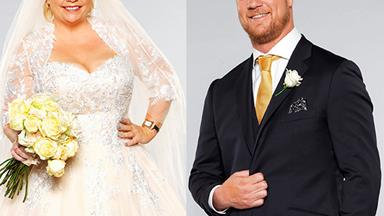 EXCLUSIVE: The truth about the Married at First Sight newlyweds