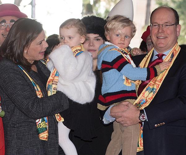 Monaco royals