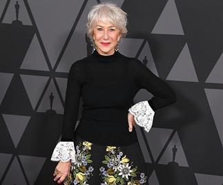 Helen Mirren on Hollywood's scandal