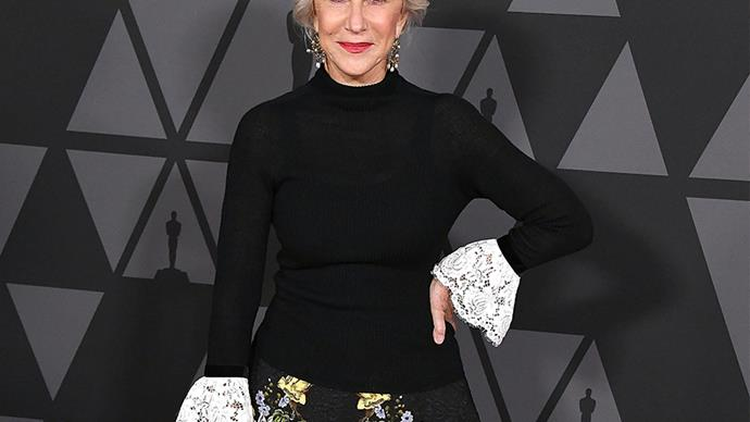 Helen Mirren on Hollywood's scandal
