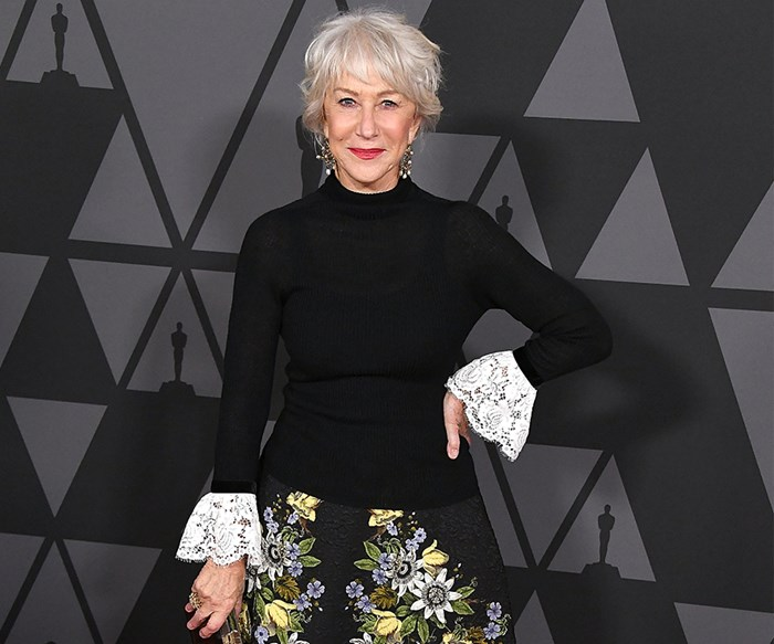 EXCLUSIVE: Helen Mirren on Hollywood's scandal