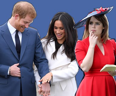 Princess Eugenie's engagement ring is DOUBLE the value of Meghan Markle's