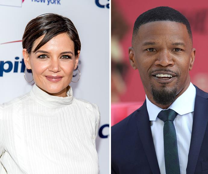 Jamie Foxx's longtime friends think Katie Holmes 'needs a makeover'