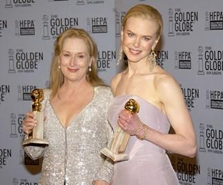 Meryl Streep and Nicole Kidman