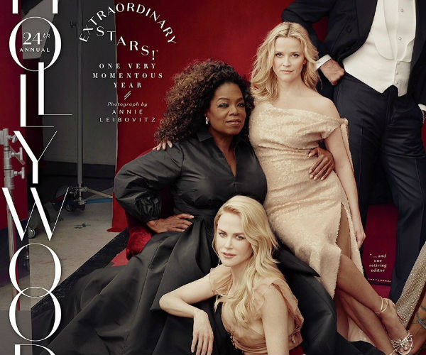 Oprah and Reese Witherspoon gain extra limbs in Vanity Fair photo shoot