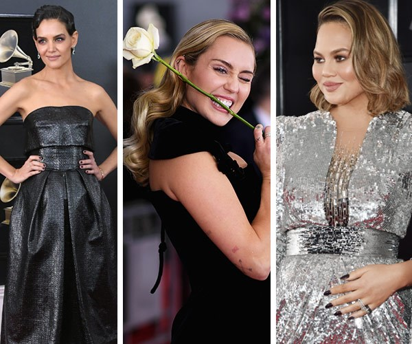 2018 Grammys red carpet