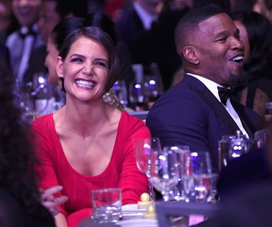We still our beating hearts! Katie Holmes and Jamie Foxx spotted looking all kinds of loved up