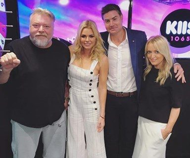 Kyle & Jackie O interview Sophie Monk & Stu Laundy after that brutal break up