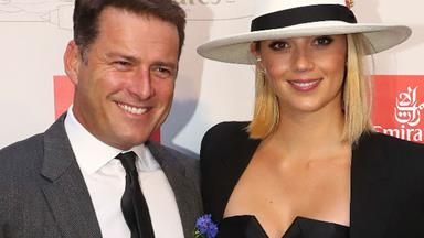 Karl Stefanovic and Jasmine Yarborough spark engagement chatter with telling new picture