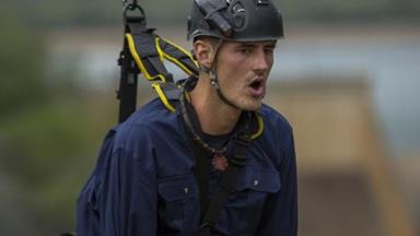 """I am out!"" The dramatic moment Bernard Tomic quits on I'm A Celebrity... Get Me Out Of Here!"