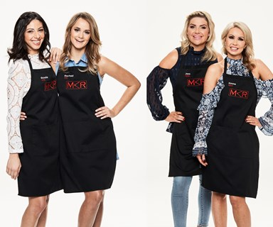 "MKR's Roula and Rachael ""feel attacked"" by rivals Jess and Emma"