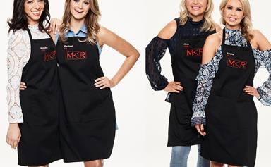 """MKR's Roula and Rachael """"feel attacked"""" by rivals Jess and Emma"""