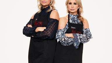 MKR contestants Jess and Emma defend their 'villain' behaviour