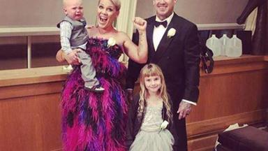 """Pink slams Grammys President over """"Step up"""" comment: """"women owned music this year"""""""