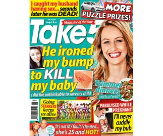 Take 5 Issue 6 Coupon