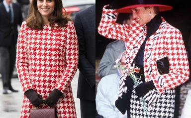 Duchess Catherine channels her late mother-in-law during royal tour of Sweden