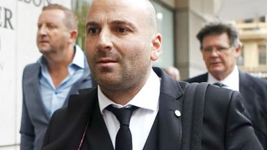 George Calombaris has assault conviction overturned on appeal