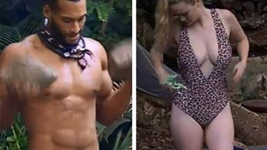 Jungle love! Inside Simone Holtznagel and Josh Gibson's romance on I'm A Celeb