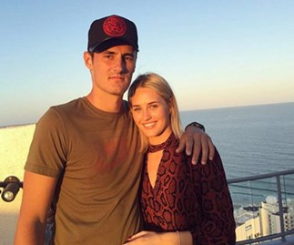 Bernard Tomic and Emma Blake-Hahnel
