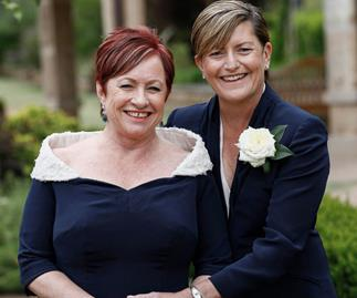 Christine Forster, Virginia Edwards