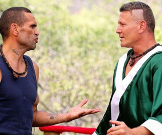 Danny Green arrives on I'm a Celebrity Get Me Out Of Here... Ring the bell!
