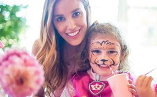 Rebecca Judd throws over-the-top fourth birthday party for her daughter Billie