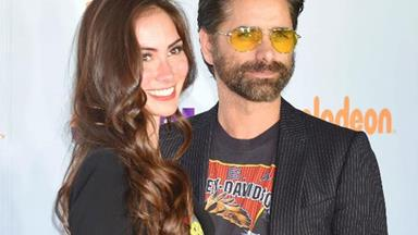 Your boyfriend John Stamos and his pregnant fiancée Caitlin McHugh are now married