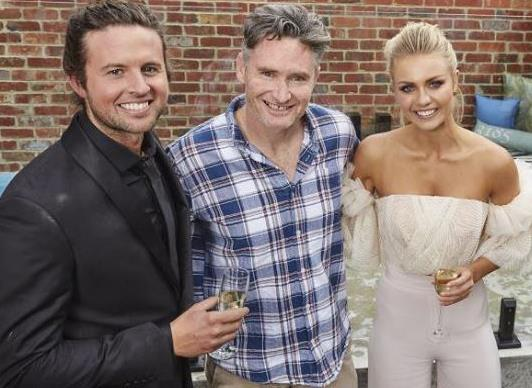 Dave Hughes admits he overpaid for Elyse Knowles and Josh Barker's Block house